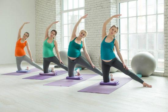 Ćwiczenia dla kobiet w ciąży Ursus